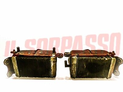 Air Scoops + Radiators Heating Alfa Romeo 2600 Sedan Original