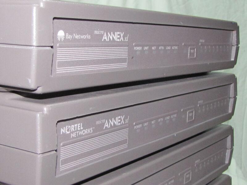 Bay Networks CM1009E32 Micro Annex-xl Terminal Server 16 Port