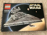 LEGO Star Wars Sternenzerstörer Star Destroyer 75252 Bauanleitung Instruction