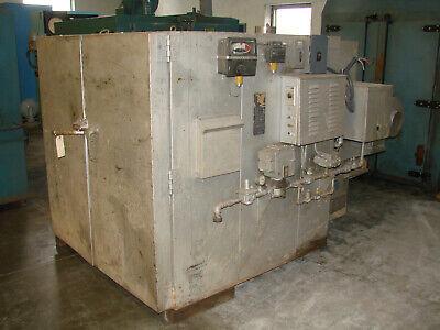 Steelman 4x4x4 Industrial Walk In Oven Gas Fired 450f Curing Powder Coating
