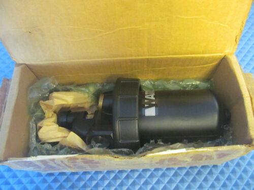 NOS Watts Lubricator L606-04W M9 250PSI