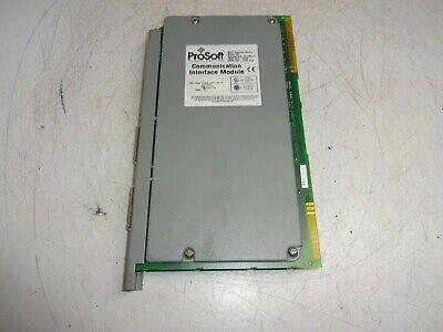 Prosoft Technologies 3100-emc Communication Interface Module