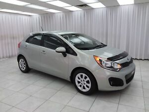 2012 Kia Rio LX GDi 5DR HATCH w/ BLUETOOTH, HEATED SEATS, USB/A