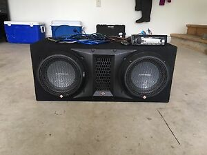 *NEW PRICE* Complete Vehicle Sound System