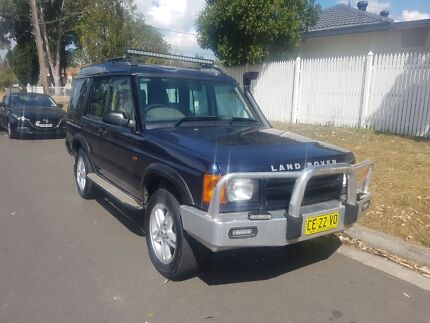 Land Rover Discovery TD 5