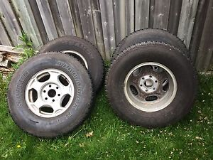 Chevy 1500 c/k pick up wheels