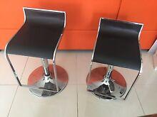2 x Stool bar high chairs with gas lift Auburn Auburn Area Preview