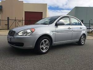 2007 Hyundai Accent Bentley Canning Area Preview