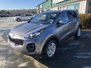 2019 Kia Sportage LX BACK UP CAMERA/KEYLESS/HEATED SEATS/BLUE...