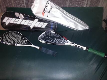 Squash racquets Christie Downs Morphett Vale Area Preview