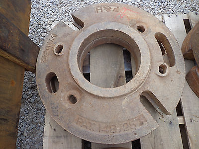 John Deere Allis Chamblers Farmall Fh Wheel Weights Wno162 Set