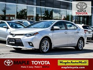 2015 Toyota Corolla LE UPGRADE PKG - BACK UP CAMERA, BLUETOOTH