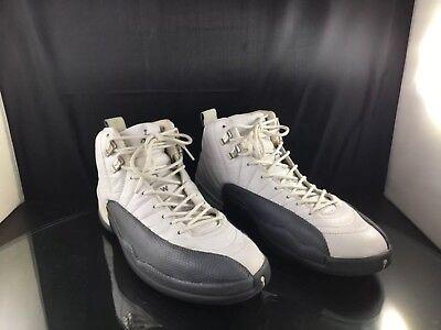 buy popular a1b36 4f8c6 Nike Air Jordan 12 Flint Gray size 11
