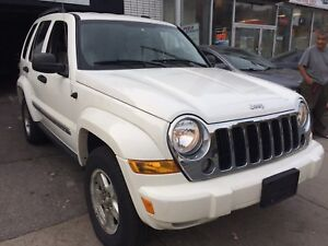 2005 Jeep Liberty Limited Only 170000 kms $2950