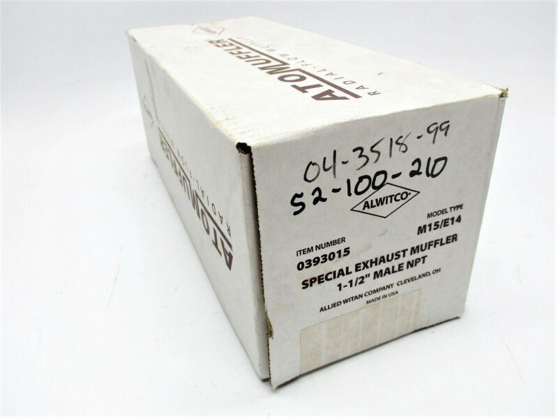 ALWITCO 0393015 MODEL M15 TYPE 14 NSFS