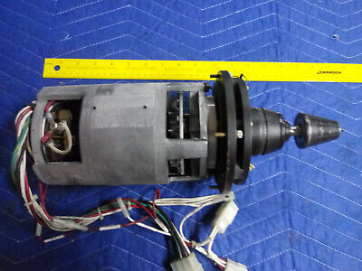 Motor And Gyro For Sorvall Rc 5b Centrifuge