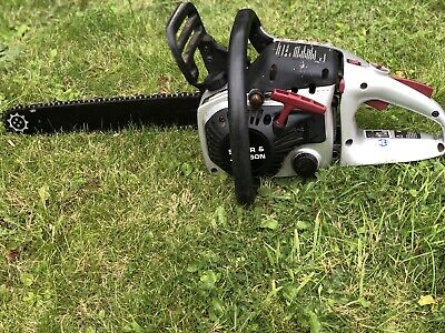 spear and jackson petrol chainsaw