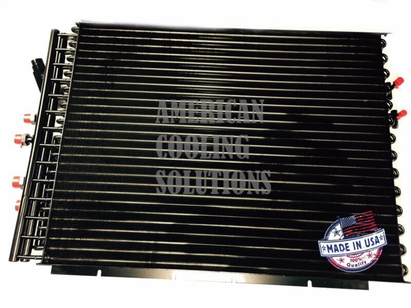 Combination Cooler Re63881 For John Deere Tractor Series 9100 9200 9300 9400