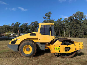 Bomag BW216D-4  Vibrating Roller Londonderry Penrith Area Preview