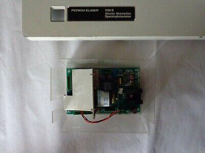 Perkin Elmer Atomic Absorption Spectrometer 1100b Power Supply N311-9084