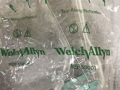 Welch Allyn 59001 Kleenspec Vaginal Specula Quantity Of 5