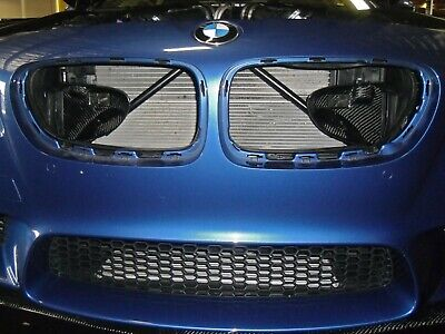 AFE Magnum Force Carbon Intake System Dynamic Air Scoops for BMW M5 F10 M6 F12 Afe Air Intake System
