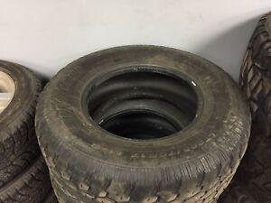 Pro Comp 285/70R17 Tires