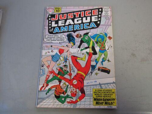 Justice League of America #5 Comic Book 1961