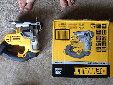 BRAND NEW: DeWalt Cordless Jigsaw & Reciprocator Saw Doubleview Stirling Area Preview