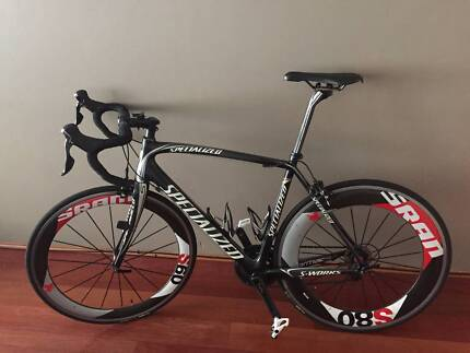 56cm Specialized Tarmac SL2 - (2013) - Swap or Sell Waterloo Inner Sydney Preview