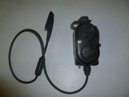 Scott Envoy Radiocom 805262 Radio PTT Interface for Motorola HT1250 HT750