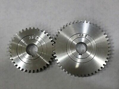 Logan 10 11 2900 Series 12lathes 16 D.p. Metric Transposing Gears