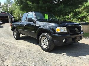 2008 Ford Ranger Sport NEW MVI & TIRES !