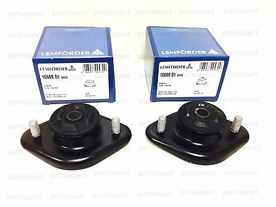 Set of 2 Rear Upper Shock Mounts OEM BMW E36 E46 318i 325i 325Ci 328i 330i Z3