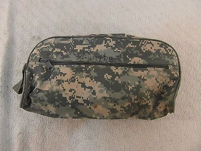 (US Army ACU Digital Camouflage Flying Circle Toiletry Instrument Bag 33684)