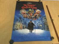 THE MUPPET CHRISTMAS CAROL MOVIE POSTER FILM A4 A3 ART PRINT CINEMA 2