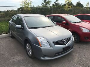 2011 Nissan Sentra 2.0 SL, AUTOMATIC, HIGH KMS BUT RUNS GREAT!