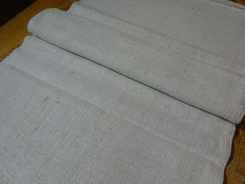 Antique European Feed Sack GRAIN SACK Plain # 9253
