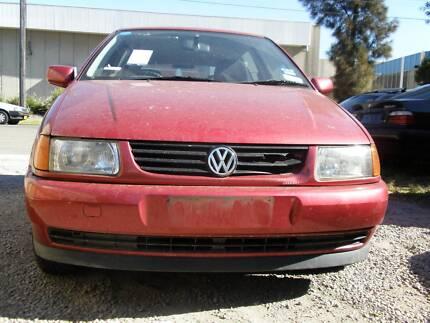 VOLKSWAGEN POLO 1997 5DR HATCH, 1.6L 4 SP AUTO - #VW1021 WRECKING Bankstown Bankstown Area Preview