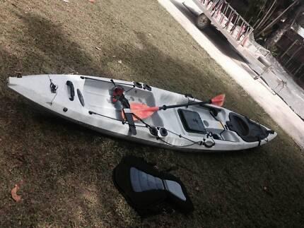 Malibu Kayak - Single X-13 Yungaburra Tablelands Preview