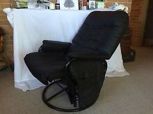 VALCO baby Reclining Rocker/ Glider  & Matching Footstool Merewether Newcastle Area Preview