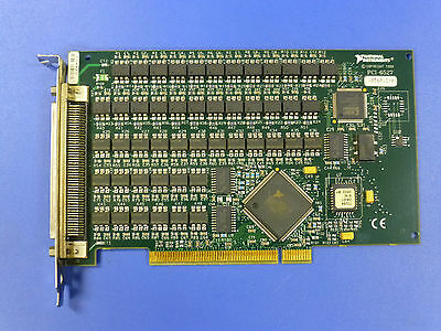 National Instruments Pci-6527 Ni Daq Card Isolated Digital Io