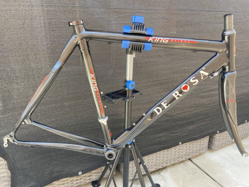 De Rosa King X Lite Carbon fiber Road Frameset - 53
