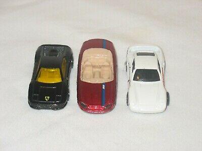 Hot Wheels Lot - Ferrari, Jaguar, Porsche.