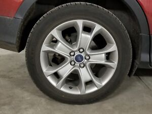 Used tire