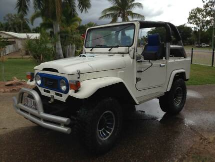 1970 Toyota LandCruiser Kelso Townsville Surrounds Preview