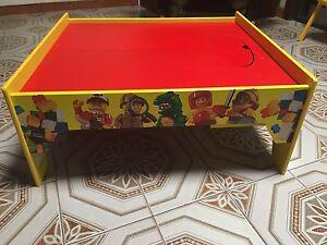 Lego wooden play table Auburn Auburn Area Preview