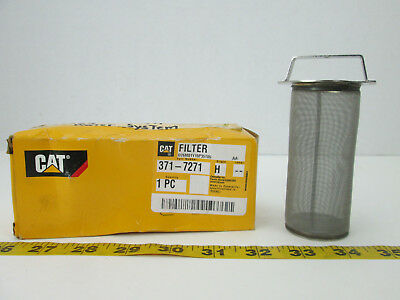 Cat Caterpillar Filter Suction Screen Water Part No. 371-7271 New Old Stock T
