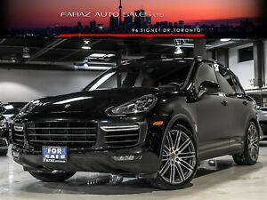 2015 Porsche Cayenne TURBO|SPORT CHRONO|BLINDSPOT|NAVI|REAR CAM