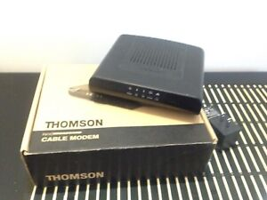 Cable Modem Thomson